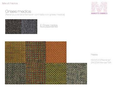 Paleta para ambientes grises medios