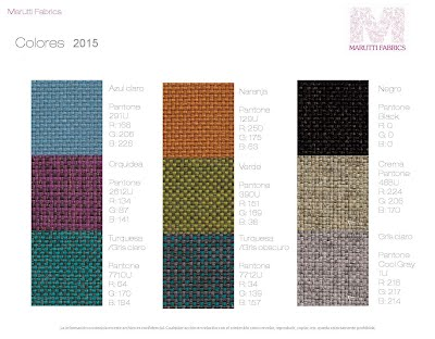 Colores 2015